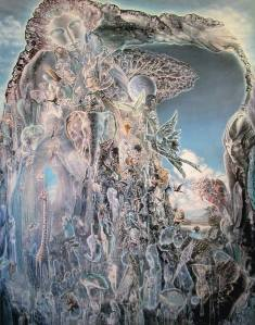 MELT, a painting by the beloved Robert Venosa